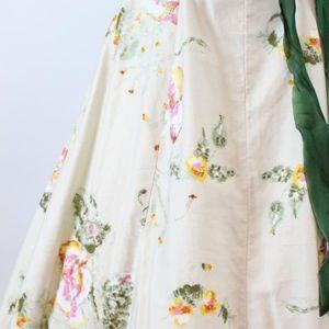 5dc1fca738 Vintage Dresses - 🎉SALE🎉Vintage 1950s Floral Dress